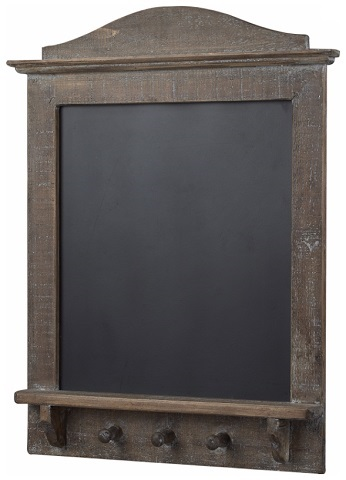 Message Board With Coat Hooks 128-1015 from Sterling Lighting