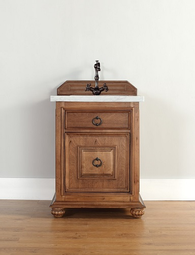 Solid Wood Vanity in Cinnamon, 550-V26-CIN by James Martin