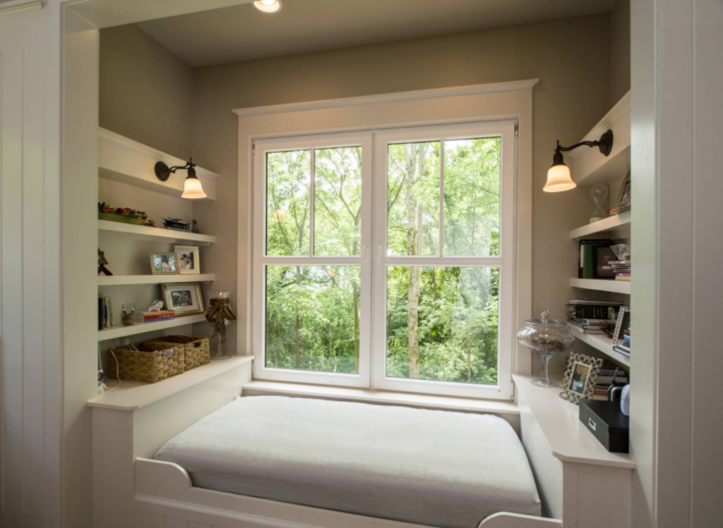 reading nook lighting middle school wall sconces work both as light source for reading and turning shelf into an impromptu display cabinet by p shea design cozy lighting the perfect reading nook