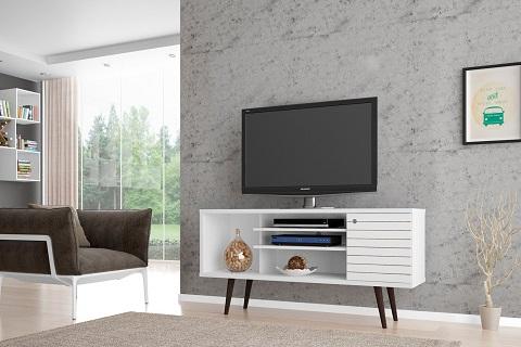 Liberty Mid Century Modern TV Stand 200AMC6 from Manhattan Comfort