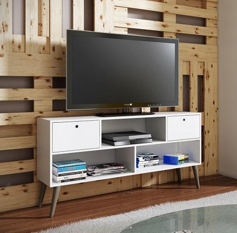 Uppsala TV Stand 4AMC129 from Manhattan Comfort