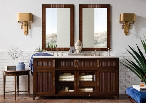 Introducing James Martin S Trendy New 2018 Bathroom Vanity Collection