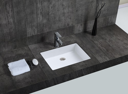 Isla Undermount Ceramic Basin Sink UCB-2216 from A&E