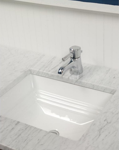 Promenade Undercounter Lavatory Sink LT533 from Toto