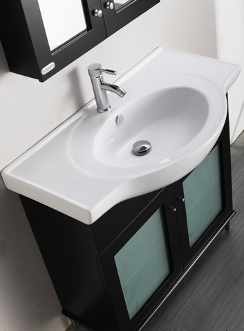 "Tux 24"" Bathroom Vanity EVVN511-24ES from Eviva"