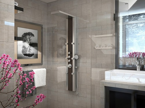 Shower panels look stunning, but theyre less expensive than you probably expect, and simple enough to install yourself