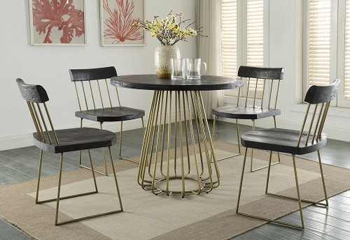 Madrid Pine Dining Table TOV-G5480 from TOV Furniture