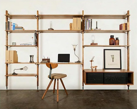 Theo Modular Shelving HGDA451 from Nuevo Living