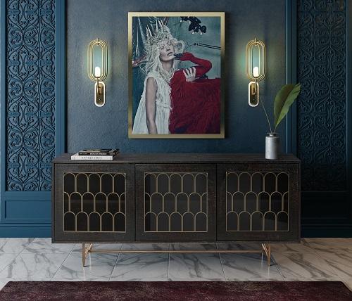 Gatsby Wood Buffet TOV-D7069 from TOV Furniture
