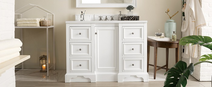 Making A Case For Pre Made Bathroom Vanities And Why You Might Not Need Any Custom Cabinetry