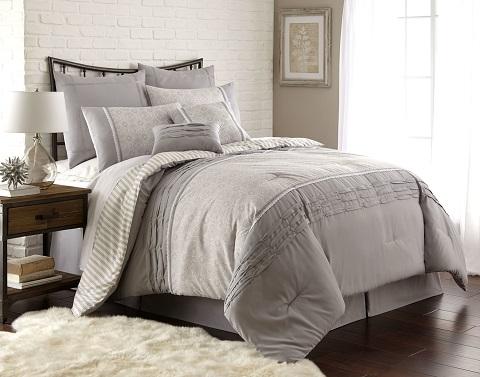 Camila King Comforter Set 38EBJQCF-CML-KG from Amrapur