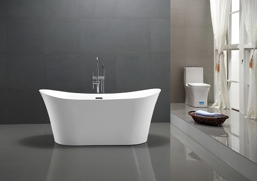 Eft Freestanding Bathtub FT-AZ096 from Anzzi