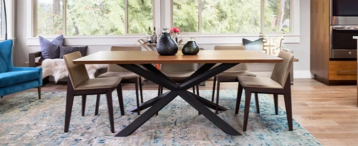 Distinguish Your Dining Space With A Dining Table Rug