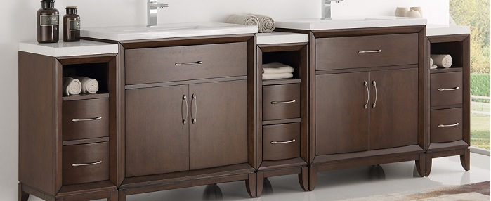 Modular Bathroom Vanities Customize Your Master Bathroom Without A Custom Price Tag