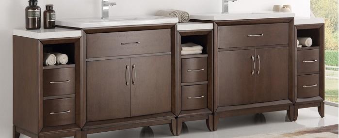 Modular Bathroom Vanities Customize