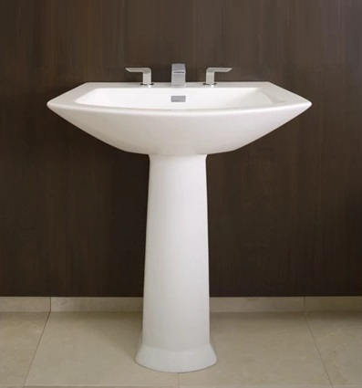 "27.5"" Pedestal Sink LT962 from Toto"