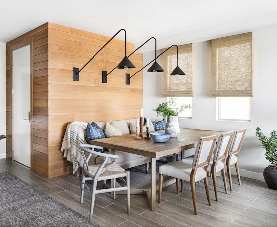 How To Squeeze Extra Seating Into Your Small Dining Room