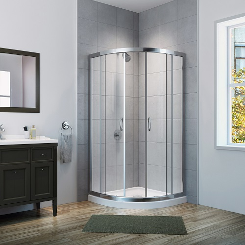 Mona Neo Round Shower Enclosure SK-NR38 from A&E