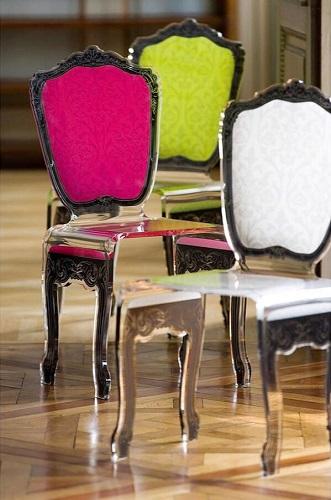 Acrila Baroque Chairs