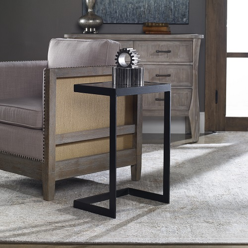 Windell Cantilever Side Table 25041 from Uttermost