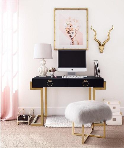 Majesty Desk-Box 1 TOV-G5491 from TOV Furniture