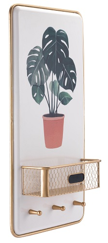 Flamingo Multicolor Wall Decor A11518 from Zuo Modern