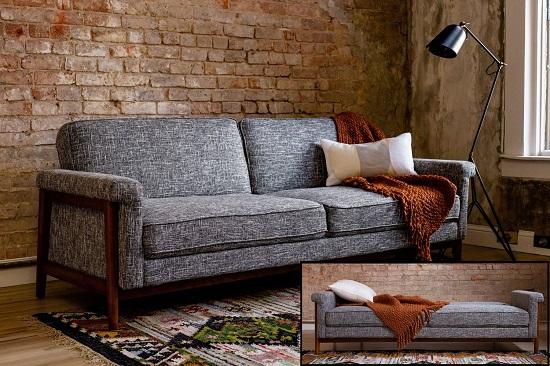 Ashbury Sleeper Sofa EF-Z1-SL001 from Edloe Finch 2