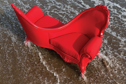 Tete-A-Tete Settee 664 For Outdoors from PolArt Designs